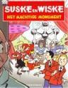 Cover: Nr 300 het machtige monument - Suske en wiske