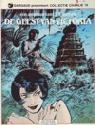 Cover: De geest van victoria - Collectie charlie nr 16 / cliff burton