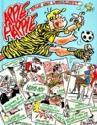 Cover: Appie happie terug van weggeweest - Appie happie