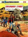 Cover: Nr 57 colorado story - De blauwbloezen
