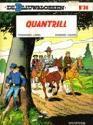 Cover: Nr. 36 quantrill - De blauwbloezen