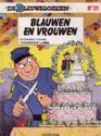 Cover: Nr 22 blauwen en vrouwen - De blauwbloezen