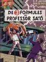De 3 formules van professor sato deel 2 - Blake en mortimer