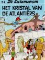 Cover: Nr 24 het kristal van de atlantiers - De katamarom