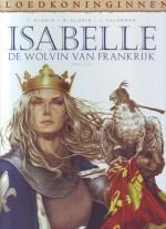 Cover: 2/2 Isabelle de wolvin van Frankrijk - Bloedkoninginnen