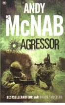 Cover: Agressor - Andy  Mcnab