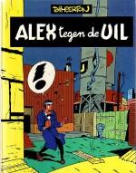 Cover: Alex tegen de uil - Alex gentleman detective