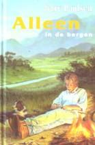 Cover: Alleen in de bergen - Paulsen G.