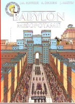 Cover: Babylon, mesopotamie - Alex(de reizen van)