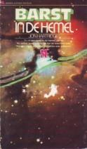 Cover: Barst in de hemel - Hartridge.J