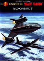 Cover: Blackbirds - Buck Danny One shot