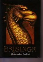 Cover: Brisingr, deel 3 van eragon - Christopher paolini