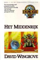 Cover: Chung Kuo, het middenrijk - David Wingrove