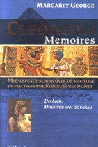 Cover: Cleopatra, memoires deel 1, dochter van de farao - George M.