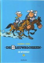 Cover: De Blauwbloezen integraal deel 1 - De blauwbloezen