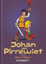 Cover: De Integrale 4 - Johan en Pirrewiet