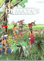 Cover: De Maya's - Alex(de reizen van)