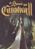 Cover: De Stiefdochter van de Fee - De Heren van Cornwall