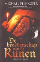Cover: De broederschap van de runen. - Michael Peinkofer
