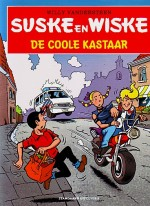 Cover: De coole kastaar - Suske en wiske (in het kort nr 11