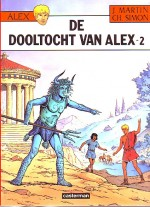 Cover: De dooltocht an alex - Alex(de reizen van)