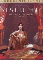 Cover: De drakenvrouw - Tseu Hi - Bloedkoninginnen