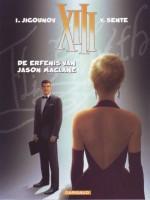 Cover: De erfenis van Jason Maclane - Dertien (XIII)