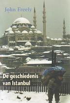 Cover: De geschiedenis van Istanboel - Jhon Freely