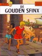 Cover: De gouden sfinx - Alex