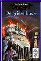 Cover: De griezelbus 4 - Paul van Loon