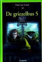 Cover: De griezelbus 5 - Paul van Loon