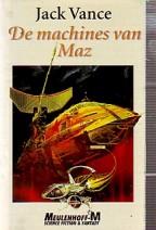 Cover: De machines van Maz - Jack Vance