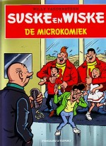 Cover: De microkomiek - Suske en wiske (in het kort nr 12)
