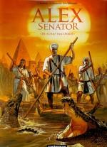 Cover: De schijf van Osiris - Alex senator