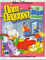Cover: De slaapmachine - Dagobert duck