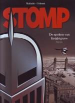 Cover: De spoken van Knightgrave deel 2 - Stomp