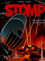 Cover: De spoken van Knightgrave deel 3 - Stomp