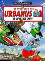 Cover: De stalkende creep - Urbanus