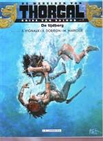 Cover: De tijdberg - Kriss van valnor (de werelden van thorgal)