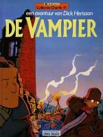 Cover: De vampier ( een avontuur van Dick Herrison) - Collectie charlie