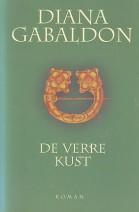 Cover: De verre kust - Diana Gabaldon