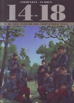 Cover: De weg naar de hel (september 1914) - 14-18