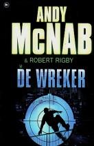 Cover: De wreker - Andy Mcnab