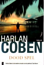 Cover: Dood spel - Harlan Coben