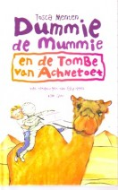 Cover: Dummie de mummie en de tombe van achnetoet - Tosca menten