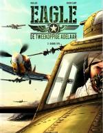 Cover: Eagle nr 2 dubbel spel - De tweekoppige adelaar