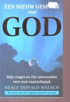 Cover: Een nieuw gesprek met god - N.donald Walsch