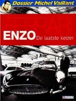 Cover: Enzo Ferrari, de laatste keizer - Michel vaillant (dossier)