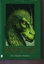 Cover: Erfenis - Christopher paolini