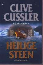 Cover: Heilige steen - Clive cussler
